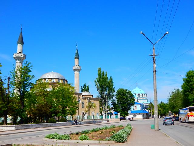 мечеть и собор
