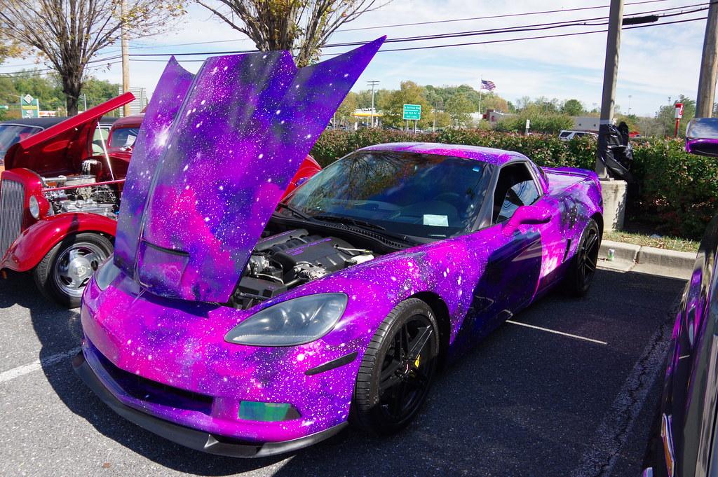 Asphalt Angels Car Show