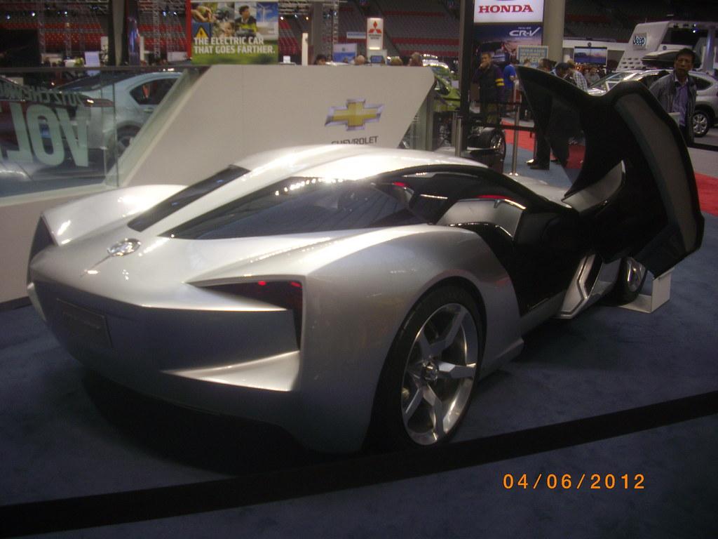 Chevrolet Corvette Concept 2012 Vancouver Auto Show Flickr