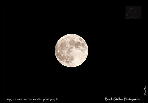 Supermoon 2012 | by Black Stallion Photography