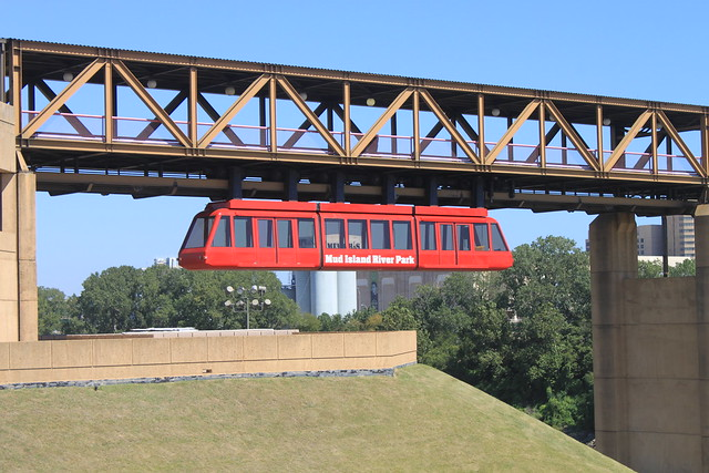 Mud island monorail memphis flickr photo sharing for Mud island memphis