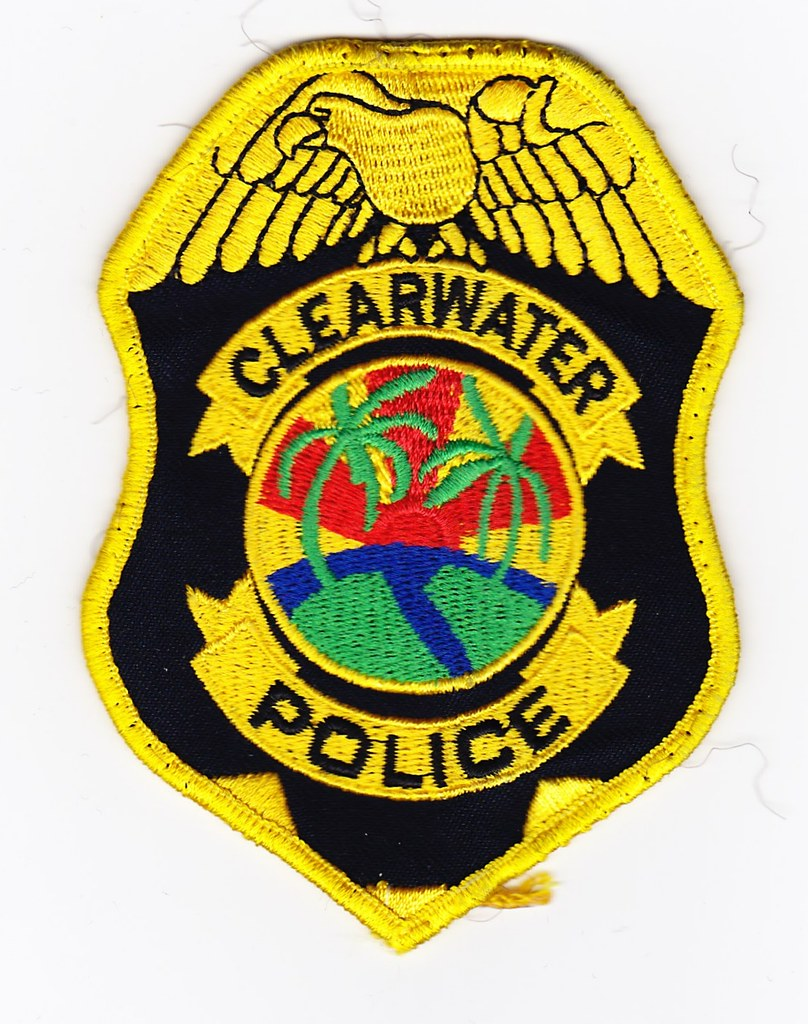 Terms Of Use >> FL - Clearwater Police Department | Patch for Waubonsee Comm… | Flickr