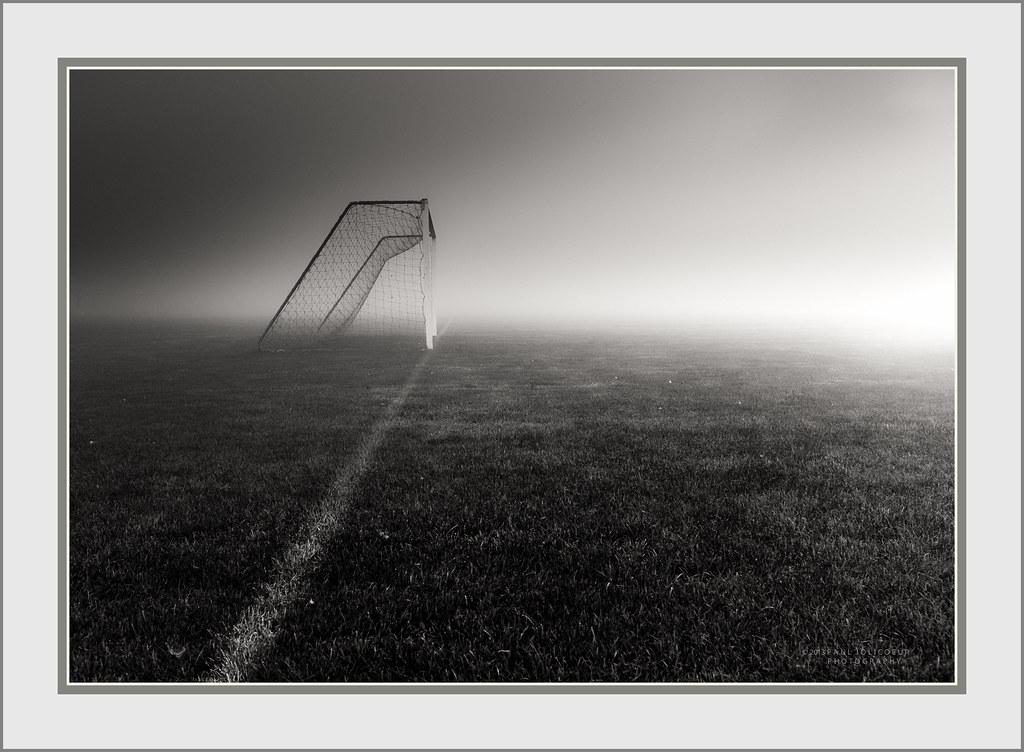 soccer field fog paul jolicoeur flickr