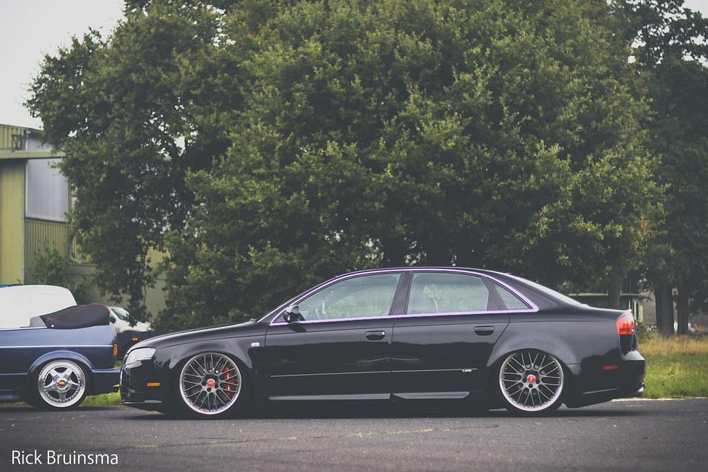 Audi A4 Limo B7 A6 Bbs Speedline Rick Bruinsma Flickr