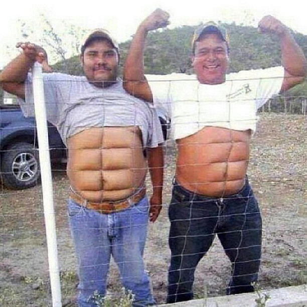Quick 6 pack abs