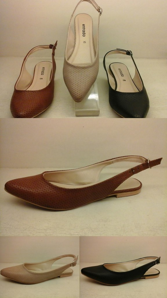 White Flat Shoes Wide Fit