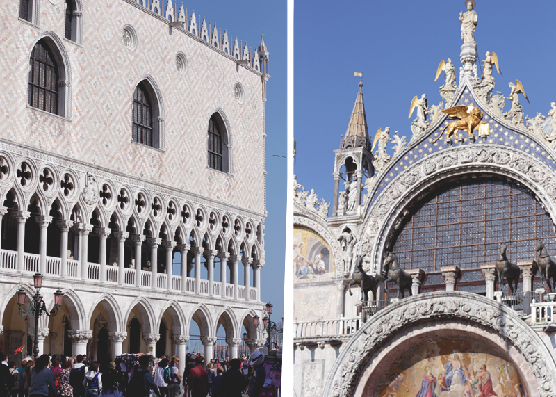 Venice Iconic Buildings, Bumpkin Betty Travel Blog