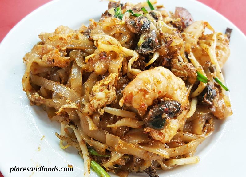 penang hometown recipe san peng char kuey teow