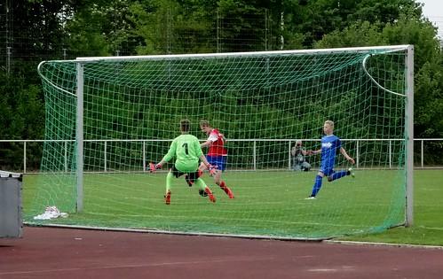 Bonner SC U15 1:0 1.JFS Köln U15