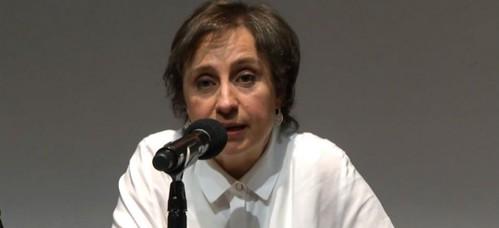Rumbo a la Suprema Corte, el caso de la salida del aire de Aristegui: 'Proceso