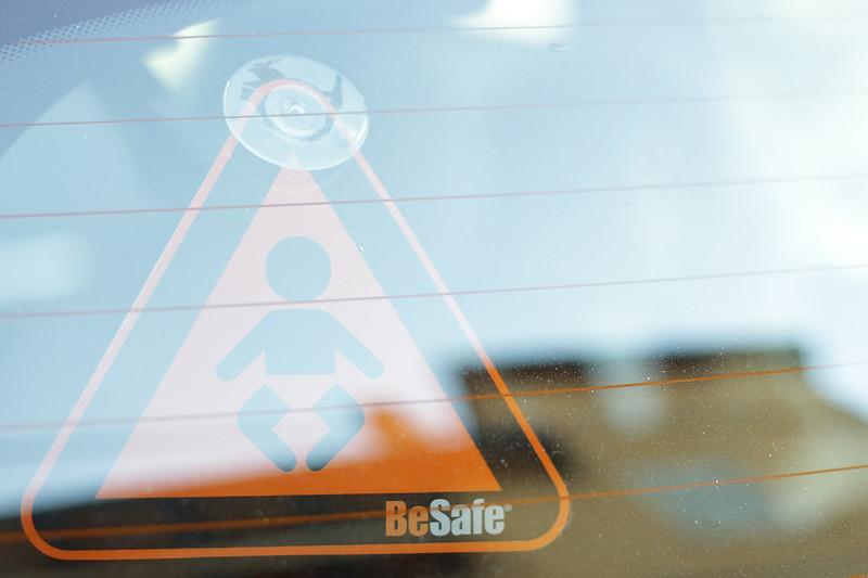 Bebè a bordo BeSafe