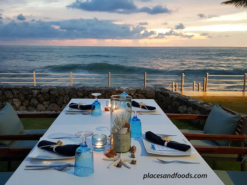casa de la flora sunset dinner