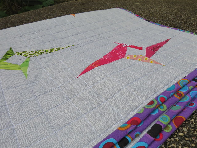 Baby Quilt for Sam