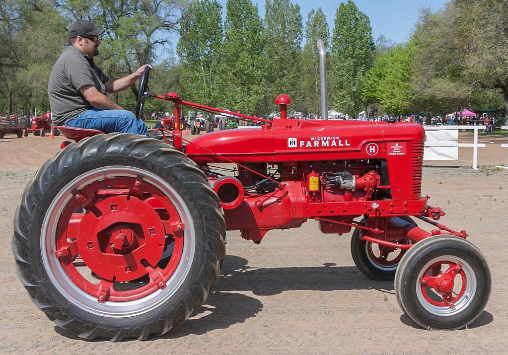 Farmall Tractor Models : Farmall tractor model h flickr