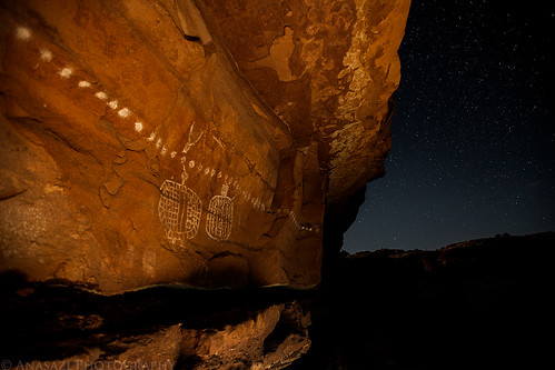 Pictographs & Stars