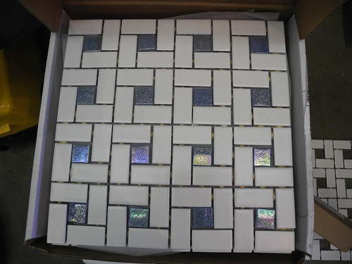 The tiles arrived! | by Sara Kelly Johns