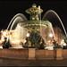 Place de la Concorde la nuit