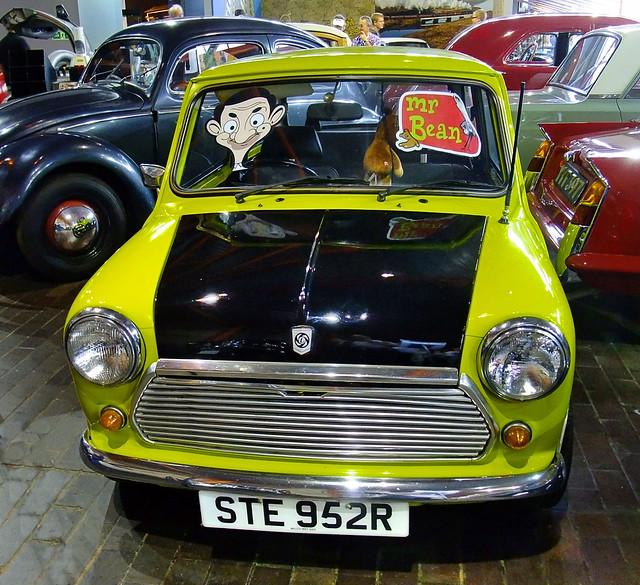 Mr Bean 39 S Car At Beaulieu Flickr Photo Sharing
