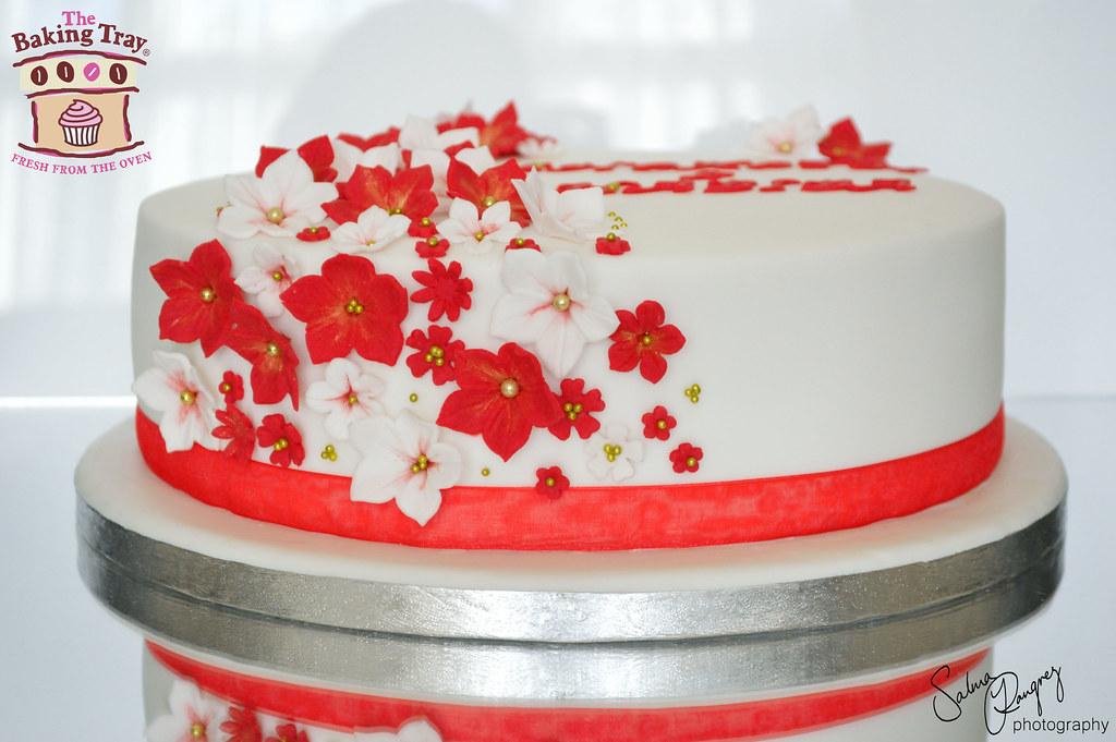 Baking A Wedding Cake Tips