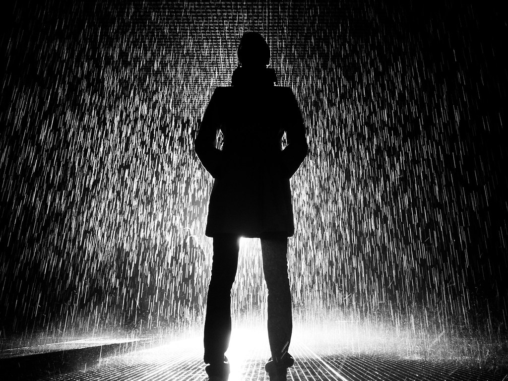 Black And White Photography Dancing In The Rain | www ...