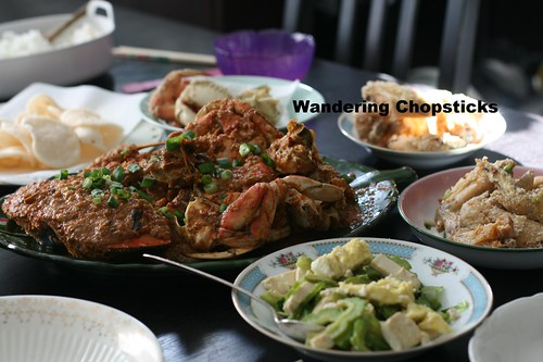 Singaporean Chilli Crabs 17