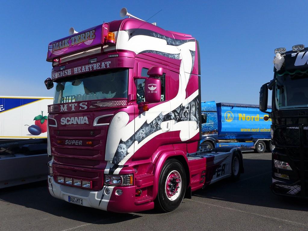 Maik Terpe Scania Pigger35 Flickr