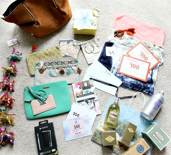 Hi Sugarplum | Swag Bag Giveaway