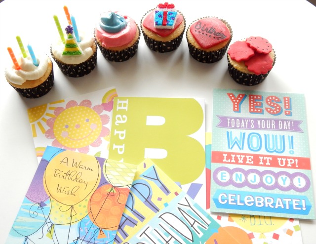 Celebrate Birthdays this Summer with Matching Cards & Cupcakes!