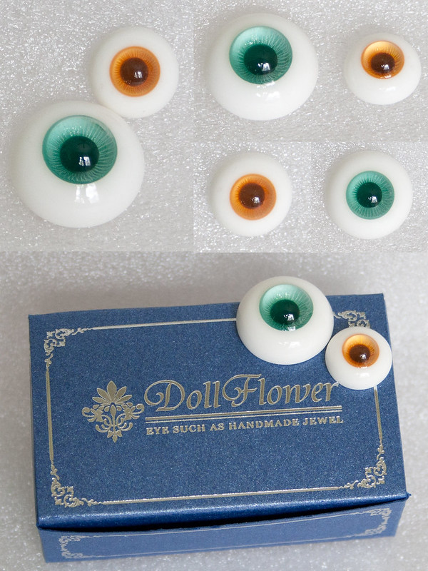 urethane eyes 03 Dollflower