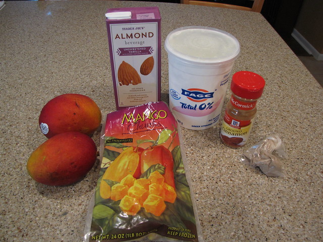 Ultimate Mango Lassi Ingredients