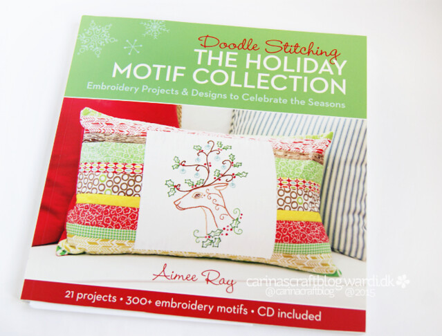 In Print - Doodle Stitching - The Holiday Motif Collection