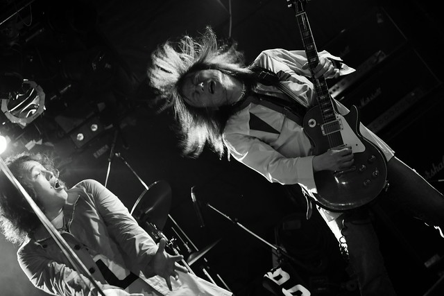 TONS OF SOBS live at Outbreak, Tokyo, 23 May 2015. 142