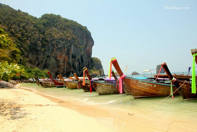 Phra Nang Cave Beach Krabi