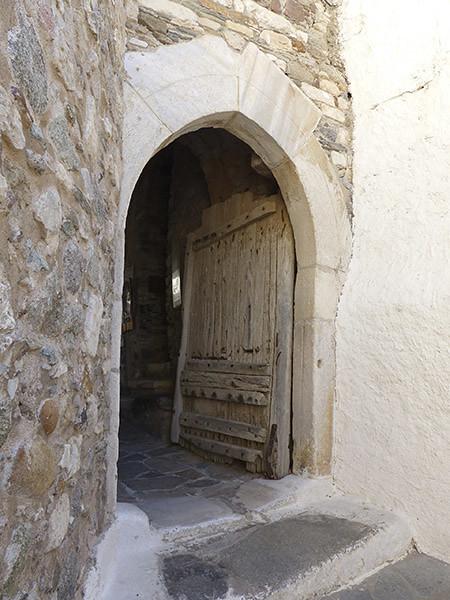 la porte du kastro