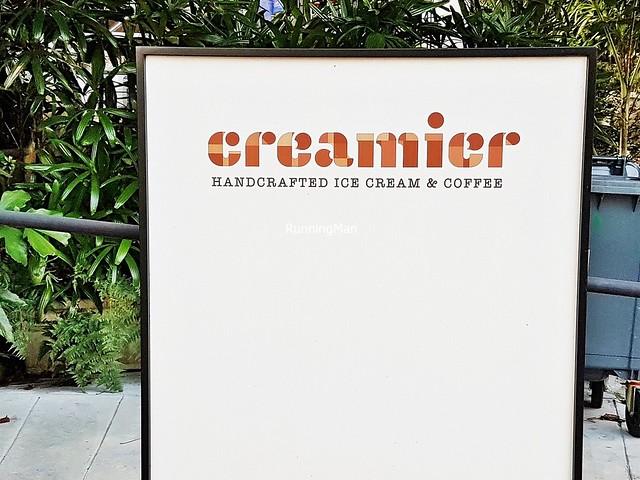 Creamier Signage