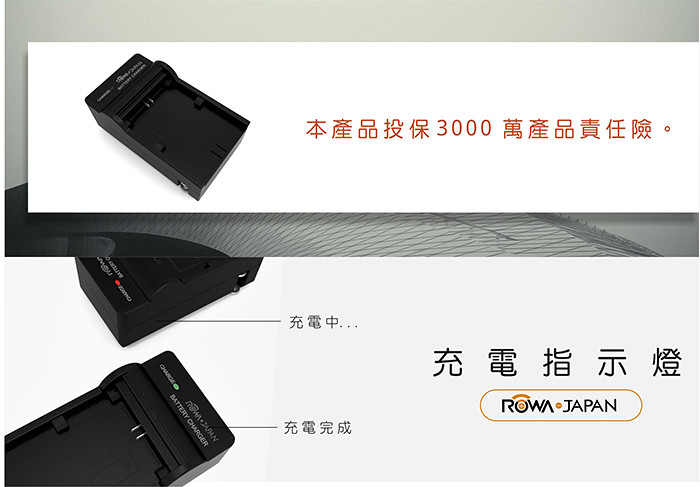 【3C王國】樂華 ROWA CANON LP-E6 車充式充電器 相容原廠電池 保固一年 5D2 5D3 6D 70D