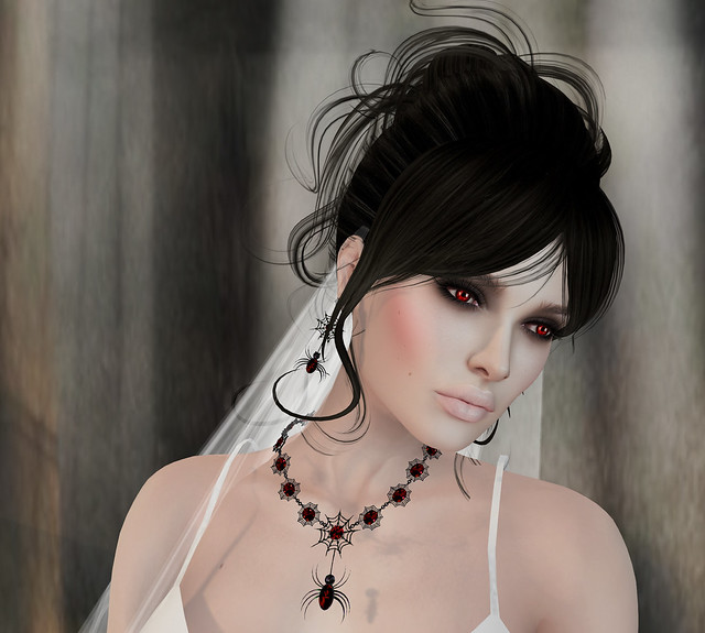 Glam Affair Skin, D!va hair, Zuri Rayna Jewelry