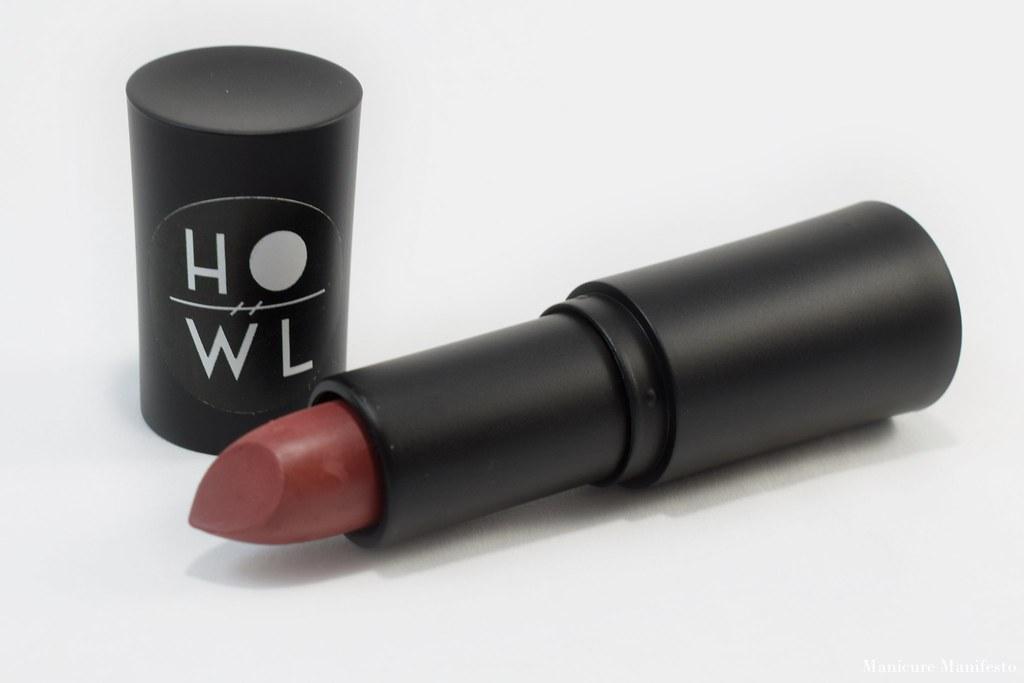 Howl Cosmetics Cuore lipstick