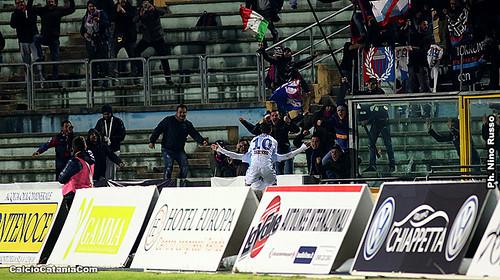 Cosenza-Catania 1-2: Chi la gioca la vince$