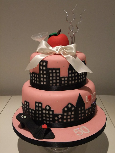 Sex And The City Cakes 56