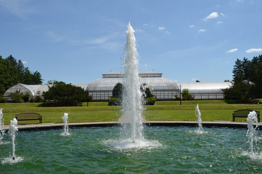 Duke Farms Greenhouses Duke Farms Fountain And