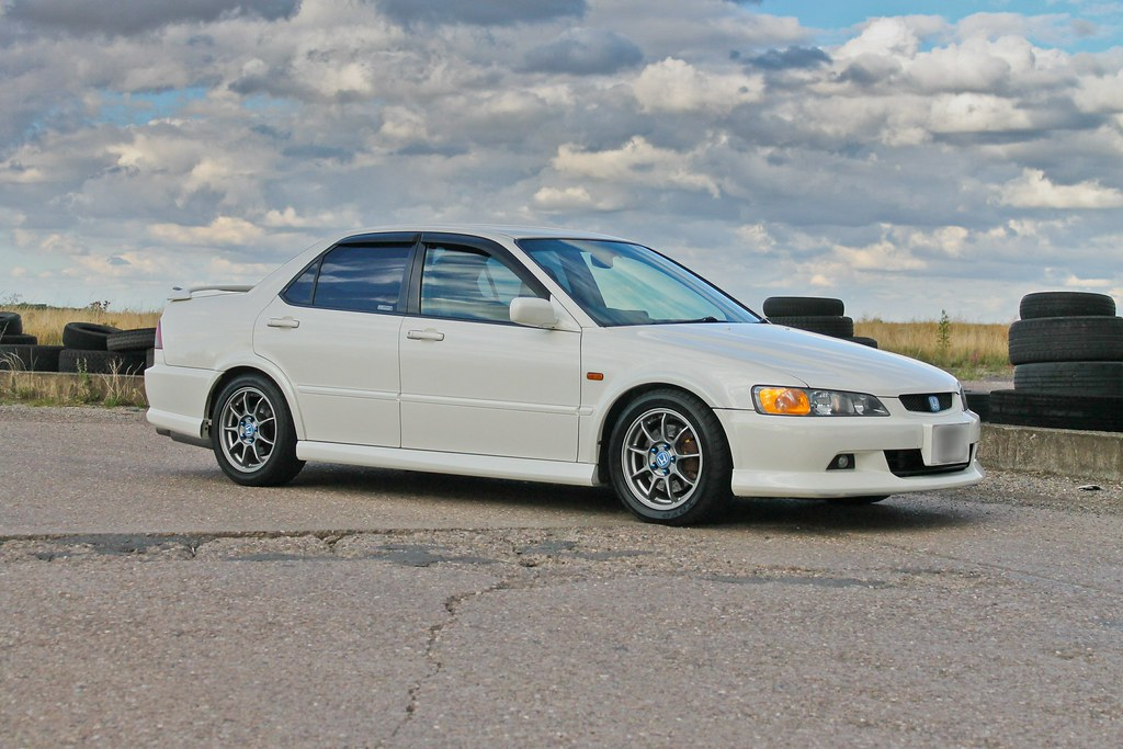 Honda Cl1 Euro R Accord Torneo A Collection Of Shots Of