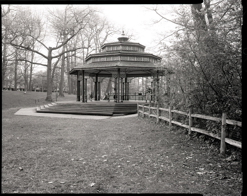 Kew Gardens Gazebo, Toronto
