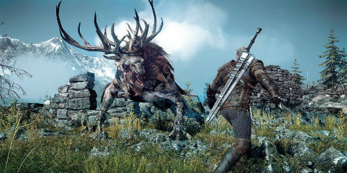 The Witcher launch trailer released