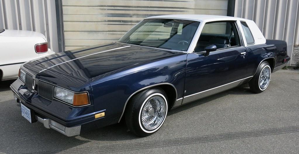 1987 oldsmobile cutlass salon coupe custom cab flickr for 86 cutlass salon