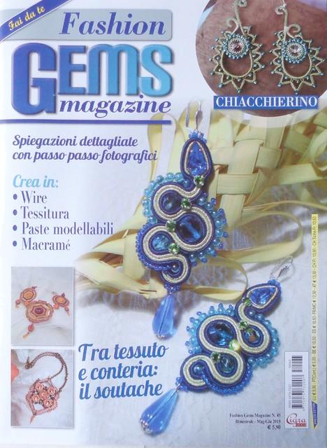 WAVES - Fashion Gems magazine n. 45