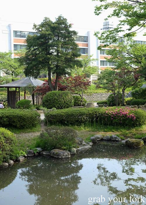 Toyama Castle Park, Japan