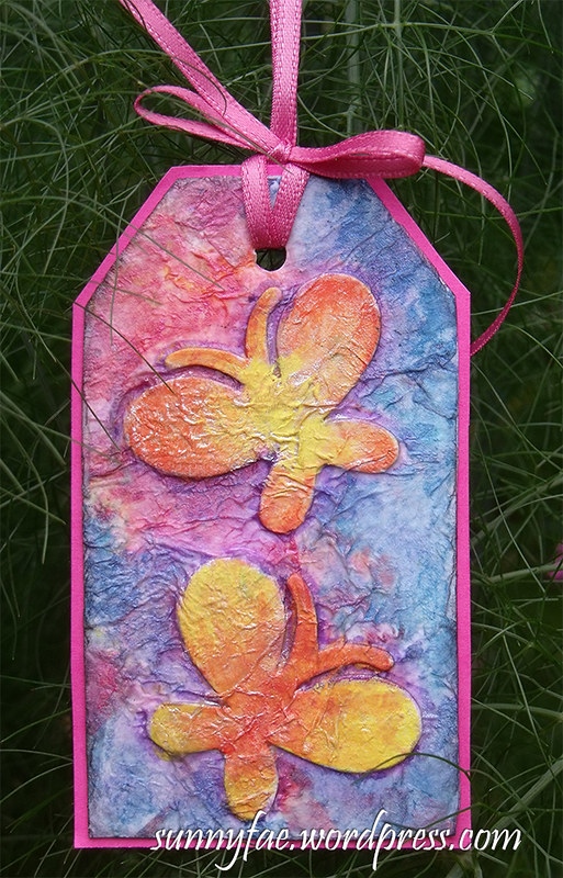 Butterfly Tissue Tag