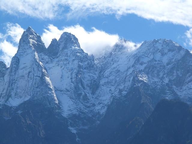 Montaña del Dragón de Jade (Yunnan, China)