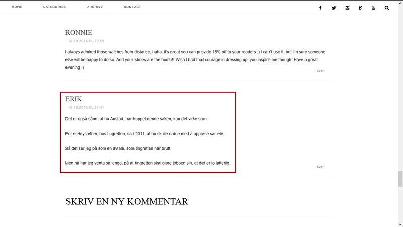 mer om nettmobbing 16 oktober